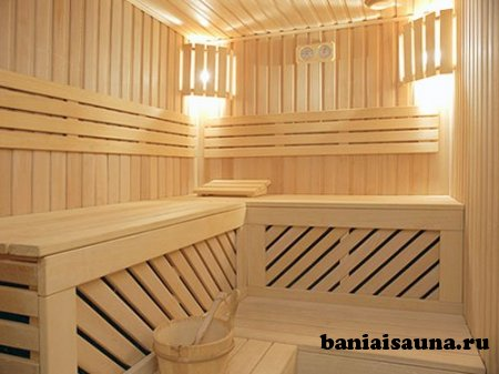 Утепление парилки в бане