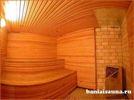 Парная баня: преимущества и недостатки