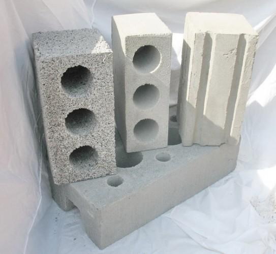 Блоки могут иметь разную конфигурацию