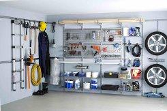 Внутренее устройство гаража