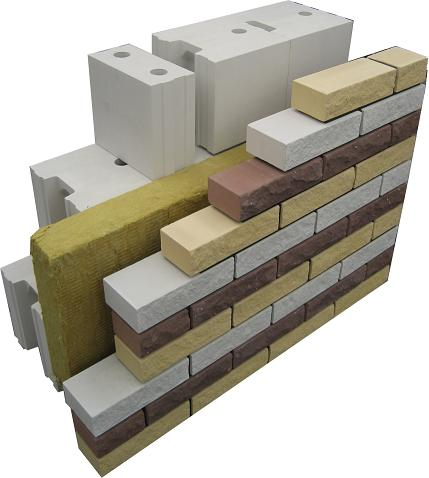Для строительства бани используют разные виды блоков