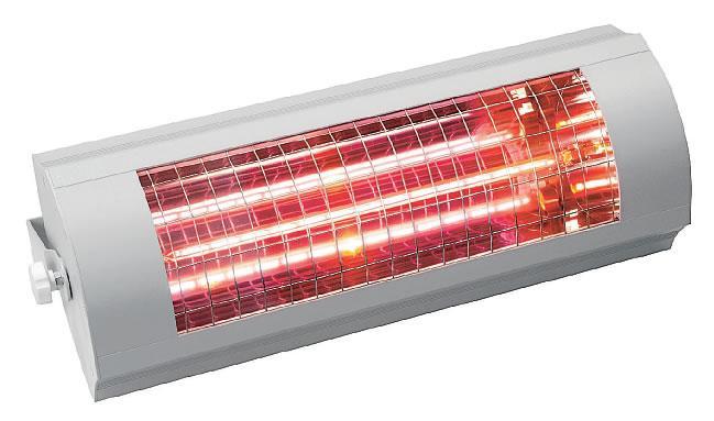 Инфракрасный нагреватель