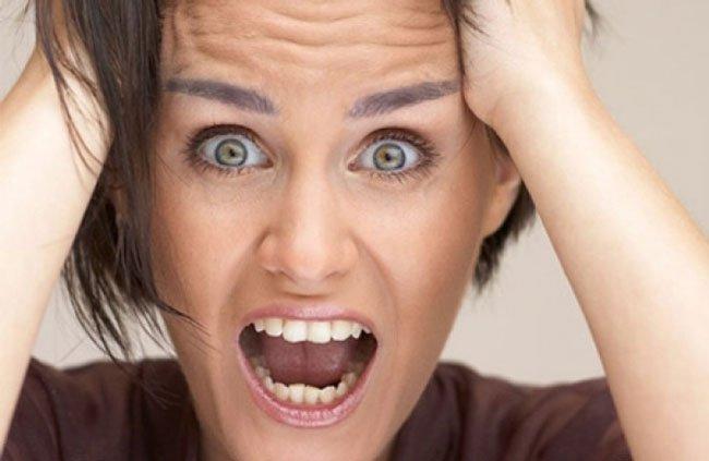 Нервные расстройства  и стрессовые ситуации
