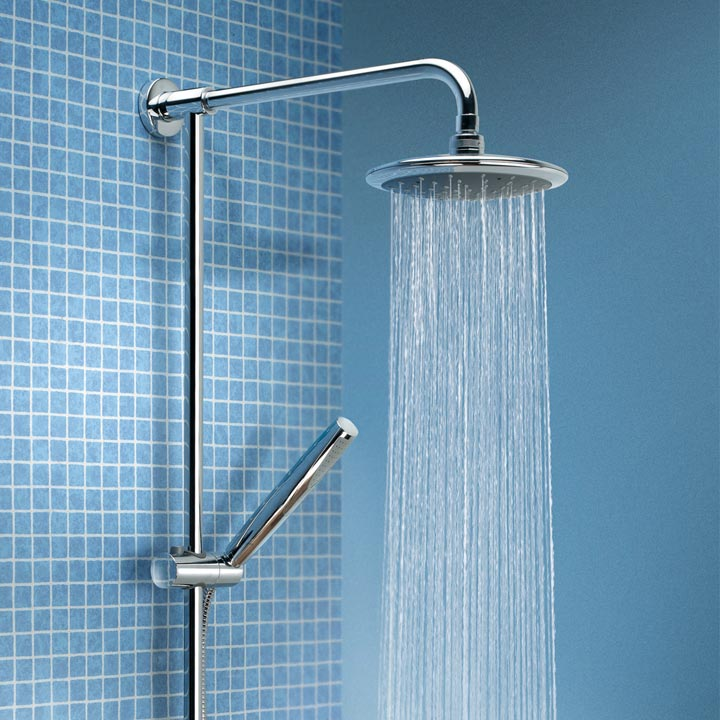 Перед процедурой в ИК сауне необходимо принять горячий душ