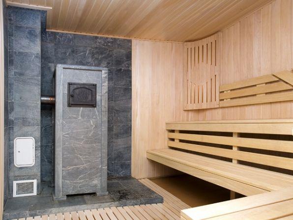 Плитка для стен бани  выбор и укладка