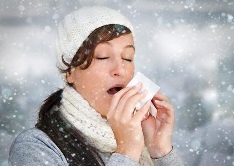 При первых признаках простуды и переохлождения можно посетить ИК кабину