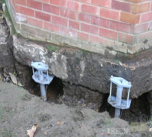 Работы по восстановлению фундамента могут носить разный уровень сложности