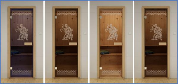 Стоимость таких дверей тоже может быть разной