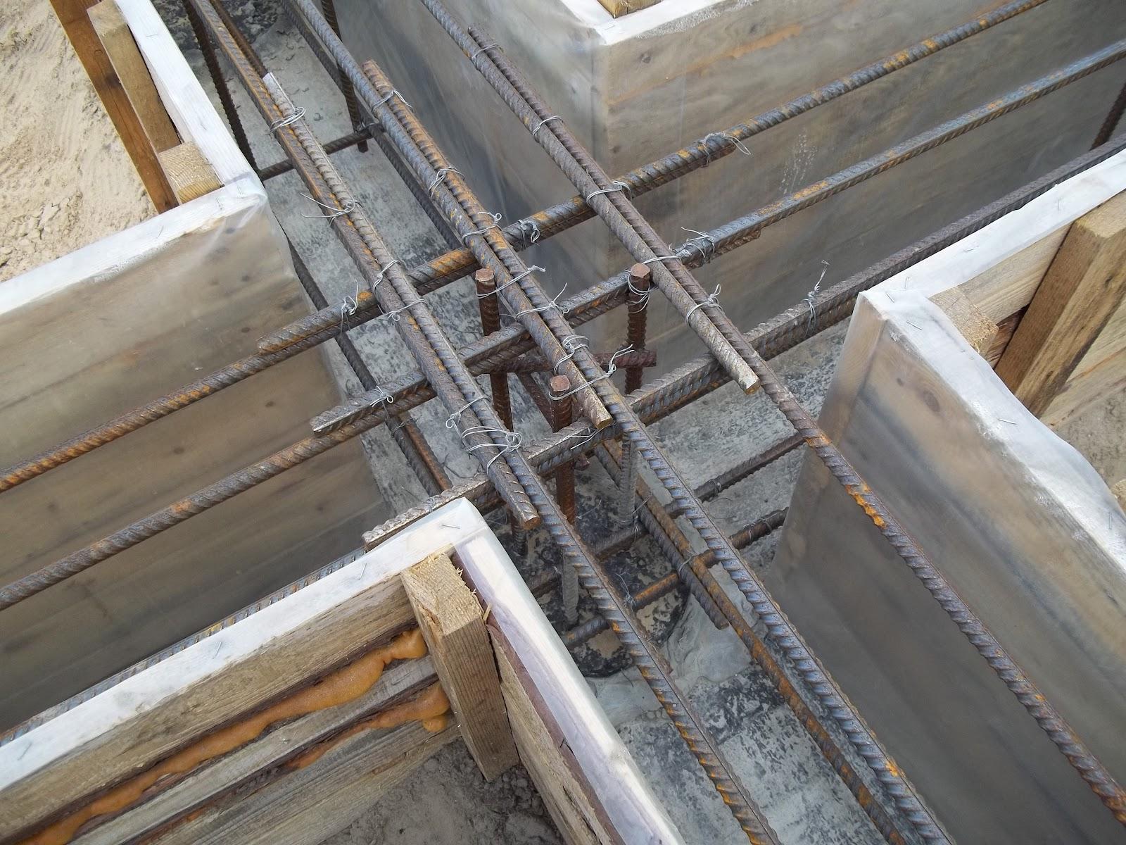 Установка качественного арматурного каркаса это залог успеха всего строительства