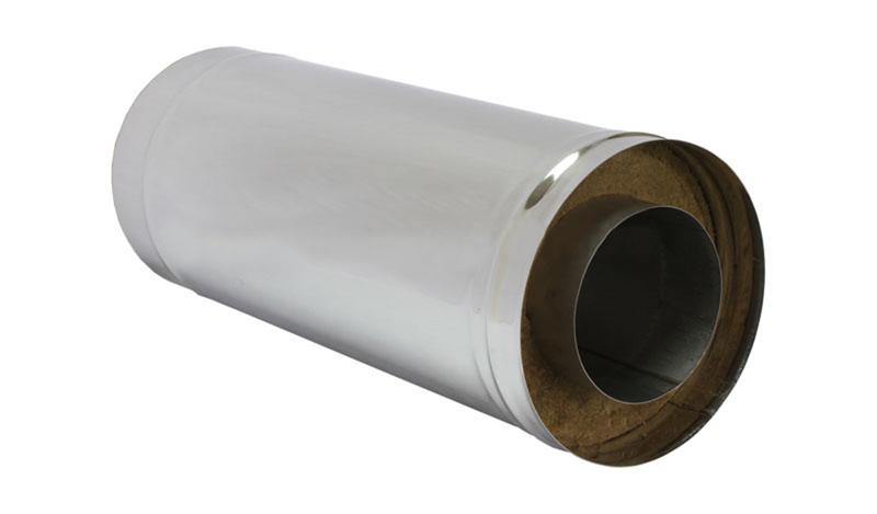 Труба для дымохода сэндвич нержавейка цена за метр в впг аристон с коаксиальным дымоходом