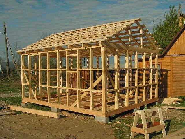 Каркасный дом своими руками стоимость затраты