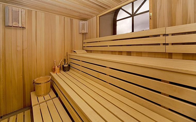 Дизайн парной бани фото