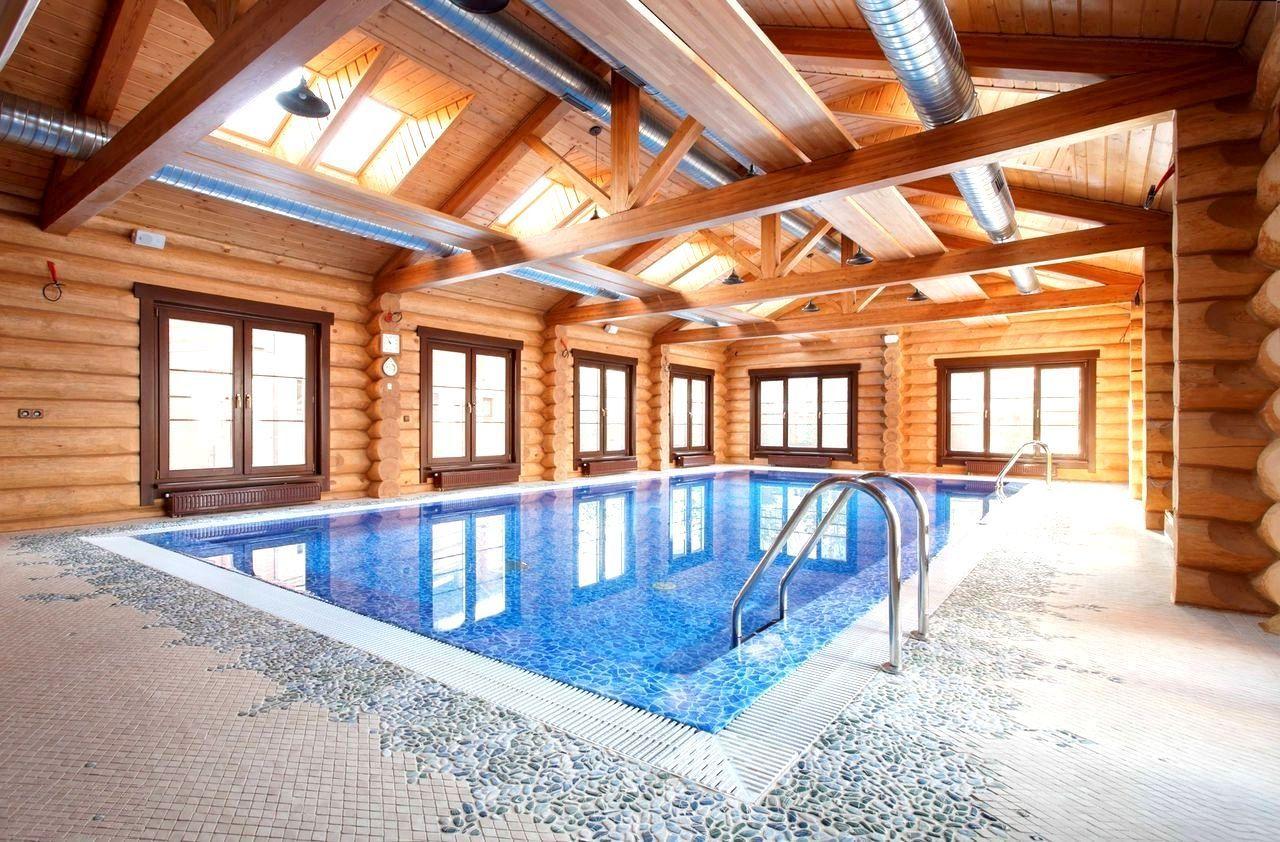 Очистка воды для бассейна дома и бани без химии