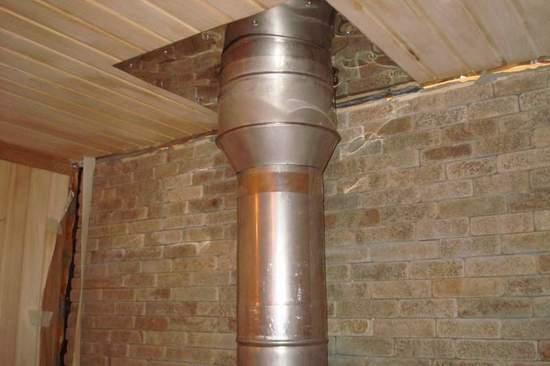 Как отремонтировать дымоходную трубу