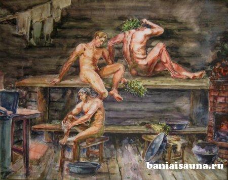 Особенности национальной бани