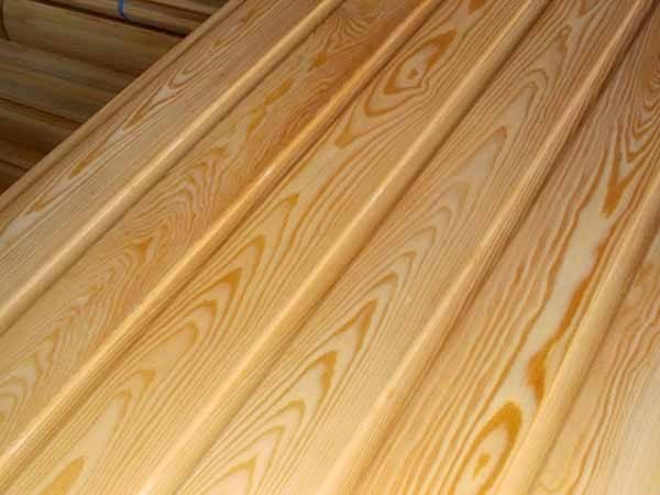 Деревянные панели следует покупать с некоторым запасом