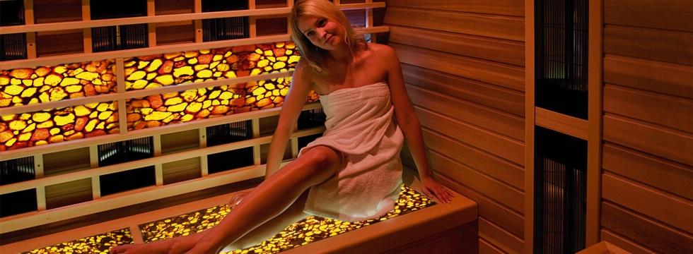Инфракрасная сауна для похудения