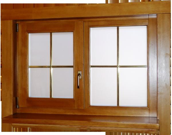 Размеры окна в баню