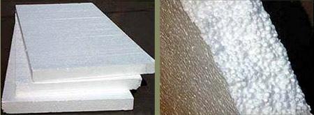 Самым недорогим материалом для утепления является пенопласт толщиной 5 см