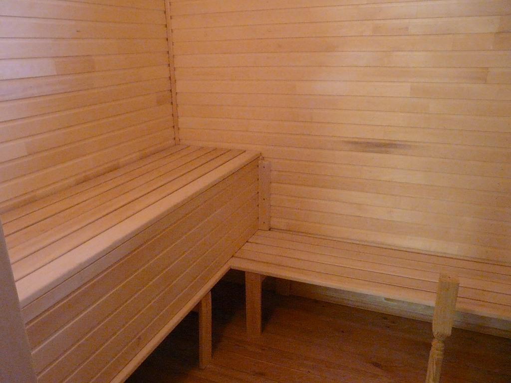 Создание обшивки стен бани
