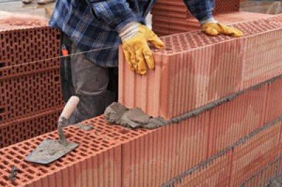 Создание стен бани из кирпичных материалов