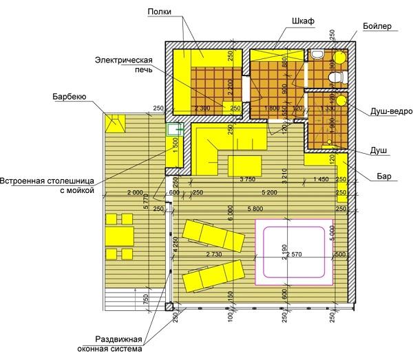 план баня1