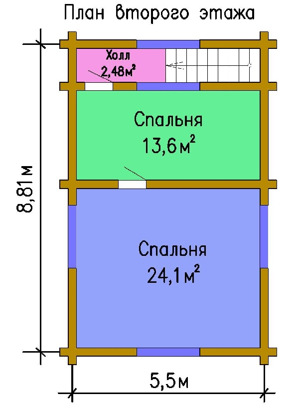 banya s hozblokom 2 etazh