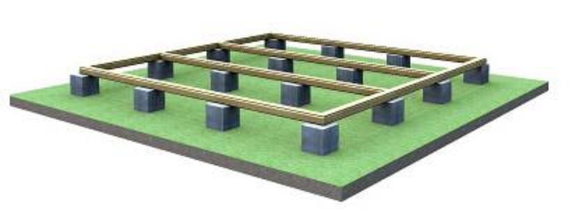 fundament iz blokov