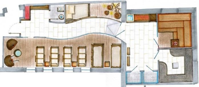 plan_sauna