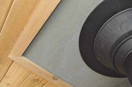 trim-around-sauna-stove-pipe